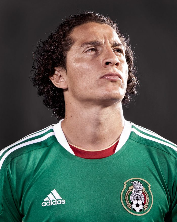 ANDRES GUARDADO for ADIDAS